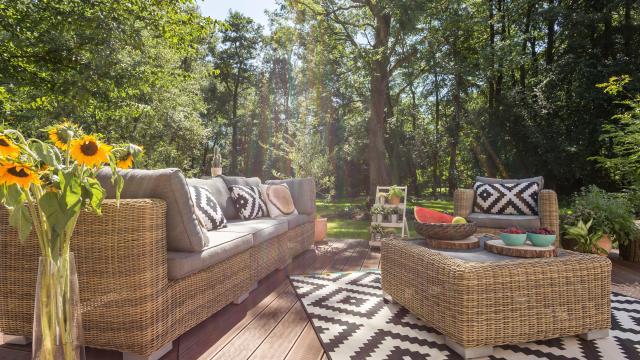 Bien choisir son mobilier de jardin Le Touquet-Paris-Plage. Habitat ...